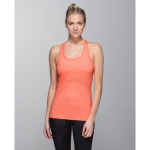 Lululemon swiftly tech Razorback top